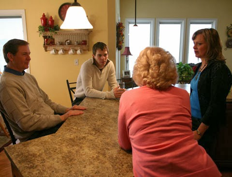 A Guide To Talking To Your Family About End of Life & Long Term Care