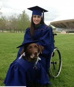 Service Dog & Handler Graduate