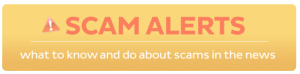 Scams Alerts
