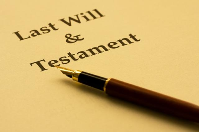 Can I Leave Money To A Charity In My Will?